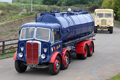 AEC Mammoth Major Mk3 Tanker NYC943 (NTG's pictures) Tags: show heritage classic museum vintage major centre commercial mammoth trucks motor warwickshire tanker tankers lorries mk3 gaydon aec nyc943