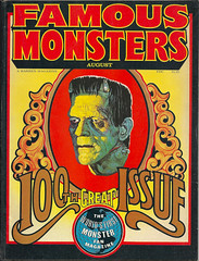 FAMOUS-MONSTERS-100-1973 (The Holding Coat) Tags: famousmonsters basilgogos warrenmagazines