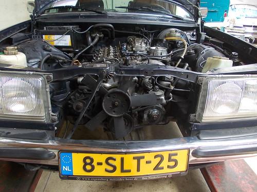 W123 230TE