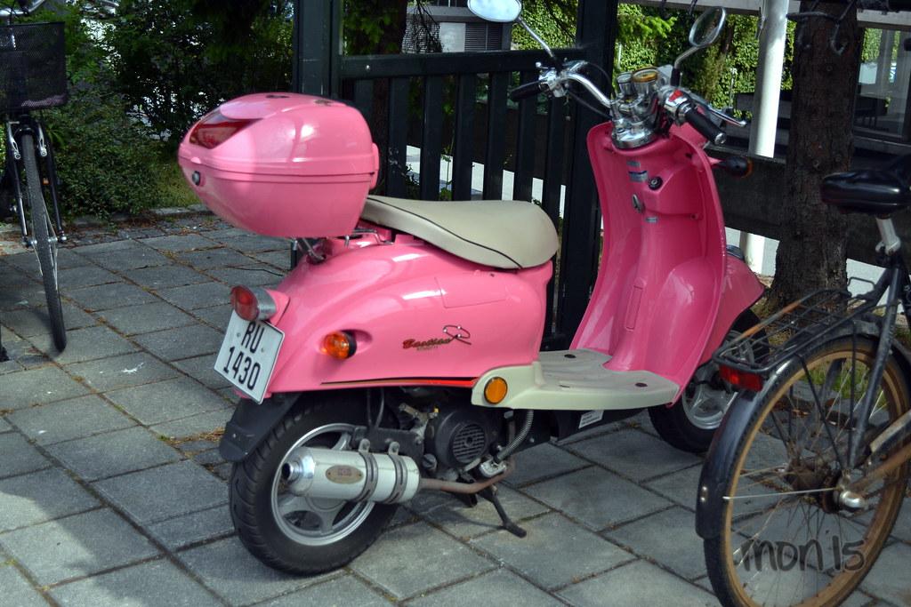 moped stavanger