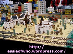 Phoenix Comicon 2013 (Essie of Who) Tags: arizona phoenix village lego legos comicon 2013 conevention