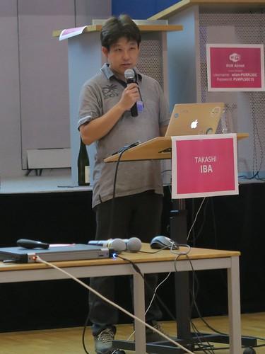 Purplsoc: Takashi Iba