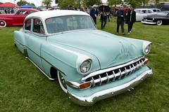 1954 chevrolet (bballchico) Tags: chevrolet 1954 santamaria custom