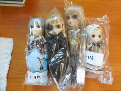 sample sale 1 (TrueFan) Tags: doll dal groove alfred pullip aliceinwonderland whiterabbit samplesale 2015 seila isul taeyang dotori dollteporte