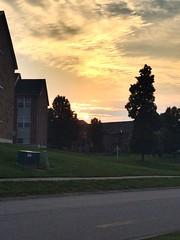 Beautiful Sunrise this morning! 7-25-15 (superspidermon) Tags: morning summer sky beautiful sunrise kentucky 2015 northernkentucky summer2015
