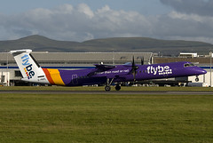 G-PRPL (scot_w_9) Tags: egph edinburghairport edinburgh edi airport aircraft aviation gprpl flybe bee be dehavillandcanada dhc8402 dash8 dh8d nikon d7200 nikond7200 sigma sigma70200mm 70200mm f28
