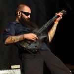 DEVIN TOWNSEND PROJECT - Metaldays 2015, Tolmin