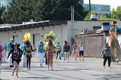 Solstice Parade (Chicago John) Tags: seattle fair fremont parade solstice 2015 fremontfair