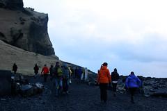 Reynisfjara (fordc63) Tags: iceland travel basalt lava sea cliff cliffs mountain ocean