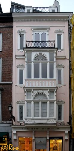 Liège / Luik -- Rue des Dominicains 36