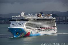 San Juan (9) (Christoffer Andersen) Tags: sanjuan puertorico ncl norwegiancruiseline norwegianbreakaway cruise cruiseship