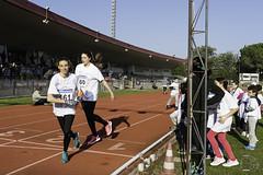 Ilaria Sabbatini e Angelica Nicole Ricca