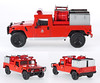 PWP-Fire-015 (adrianz toyz) Tags: del prado fire series diecast toy model scale 153 hummer forest engine
