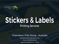 Stickers & Labels Printing Services - Chameleon Print Group (Chameleon Print Group) Tags: signprinting businesscards promotionalproducts graphicdesignservices printingservices labelprintingservices stickerprintingservices best binding bulk business colour commercial companies company corporate creative custom design digital document format fullcolour graphics highresolution largeformat local office offset print printers printing professional quality service services specialised specialists speciality spotcolour stationery trade wholesale wideformat australia australian queensland widebay frasercoast harveybay bundaberg marlborough sunshinecoast