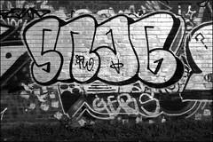 Snag (Alex Ellison) Tags: snag dfn chrome shoreditch eastlondon urban graffiti graff boobs night