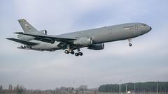 KC-10 (lee adcock) Tags: 830082 kc10 mildenhall nikon1685 nikond5300 nookcampsite rch212 tanker