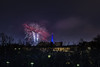 _MG_5231 WOSP 2017. (Sakuto) Tags: fireworks light night city poznan wosp landscape tower blue colors