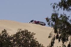 Wydmy wokół oazy Huacachina | Sand dunes