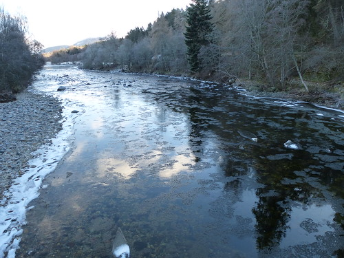 P2 Ice forming on the Dee