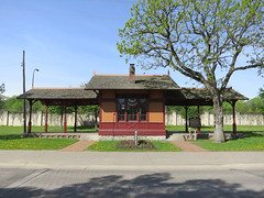 Princess Depot (vapspwi) Tags: minneapolis minnesota minnehaha park train depot princess
