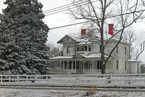 The Strange House Winnsboro SC