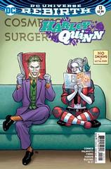 Preview: Harley Quinn #13 (All-Comic.com) Tags: amandaconner dc dccomics frankcho harleyquinn jimmypalmiotti johntimms joker preview