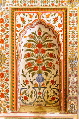 Detail of interior in Junagarh Fort, Bikaner, Rajasthan. (Mivr) Tags: bikaner india rajasthan junagarh fort decoration mahal palace
