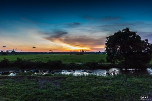 Sunset Segantang Garam