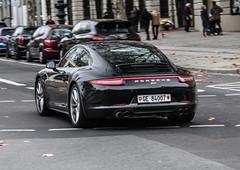 Switzerland (Geneva) - Porsche 991 Carrera 4S (PrincepsLS) Tags: berlin germany switzerland geneva swiss plate porsche license ge spotting 4s carrera 991