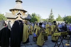 22. Patron Saint's day at All Saints Skete / Престольный праздник во Всехсвятском скиту