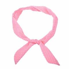 ที่คาดผมแบบลวด pink polka dots  ผ้าพันคอ โบว์ผูกผมแฟชั่นเกาหลี นำเข้า พร้อมส่งทุกแบบ100บาท ราคาพิเศษเฉพาะลูกค้าที่สั่งทางไลน์เท่านั้นจากราคาปกติ150บาท ที่คาดผมแบบลวดที่คาดผมเกาหลี ที่คาดผมทำด้วยผ้าชีฟองปลายรูปโบว์วินเทจใหม่น่ารักมากๆขนาดฟรีไซส์สวมใส่ได้ทุ