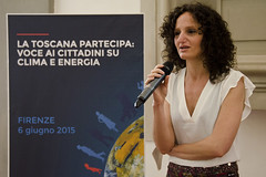 Ilaria Casillo dell'Autorità per la Partecipazione della Toscana - WWViews Firenze (OpenToscana) Tags: florence tuscany firenze toscana approvato wwviews worldwideviews worldwideviewsonclimateandenergy