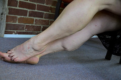 _DSC0019jj (ARDENT PHOTOGRAPHER) Tags: woman female highheels muscular veins calves flexing veiny muscularwoman