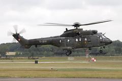 Swiss Super Puma (Jaapio) Tags: swiss heli fairford superpuma riat helikopter egva