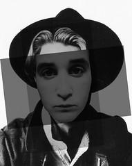IWILLSURVIVE #04 (Gunn) Tags: selfportrait art montage