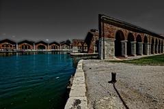 Venedig - Arsenal (Jt.Oldmn) Tags: venice venezia venedig arsenal