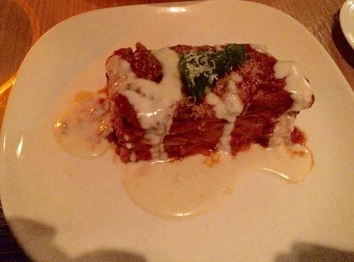Lasagna                                   Lamb Ragu, Goat's Milk Cheese, Pomodoro $20