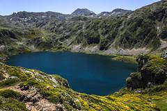 LAGO CALABASOZA (retratosdelcamino) Tags: espaa naturaleza agua europa asturias paisaje montaa somiedo saliencia parquenaturaldesomiedo lagodelacalabasoza