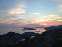 Panorama Sunset (Sasha Ellis) Tags: world ocean old city travel houses sunset sea holiday colour art history love church beauty landscape fun boats island hotel islands architechture nikon war europe sailing cathedral harbour culture july rocky croatia scene hobby historic explore boating parasail british walls scape amateur fortress dubrovnik adriatic nofilter noediting 2015 teenphotography newphotography nikond3100