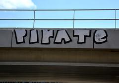 graffiti amsterdam (wojofoto) Tags: streetart amsterdam graffiti pirate wolfgangjosten wojofoto