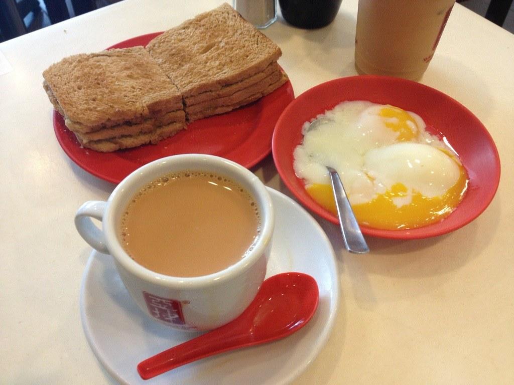 Singapore Breakfast