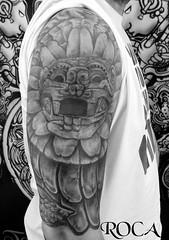 Serpieta emplumada (roca tattoo studio) Tags: maya precolombino prehispanico mixteca mexico arte diseño tatuaje tattoo mayan aztec