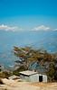 The View From Nagarkot (mrdamcgowan) Tags: nagarkot nepal view himalayas mountains langtangrange snowcapped shed bluesky blue foothills
