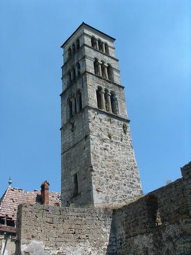 Jajce, Szent Lukács-templom tornya