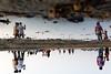 Bemuse (Anandu Radhakrishnan) Tags: street reflection beach ocean kochi inspiredbyasong india travel people water kid walking sea city trip wow blue