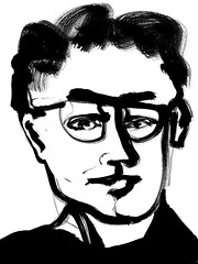 2015.12.12 Crooked Glasses (Julia L. Kay) Tags: zenbrush zenbrushapp zen brush zenbrushapponly bw blackandwhite black white monochrome juliakay julialkay julia kay artist artista artiste künstler art kunst peinture dessin arte woman female sanfrancisco san francisco sketch digital drawing digitaldrawing dibujo selfportrait autoretrato daily everyday 365 self portrait portraiture mobileart mobile iphone iphoneart idraw isketch iart face mda iamda mobiledigitalart dpp dailyportraitproject touchscreen fingerpaint fingerpainter ipad ithing idevice