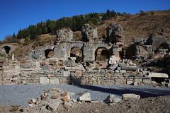 IMG_4401a (goaniwhere) Tags: ephesus ephesusturkey turkey ancientcity historicsite history rubble ruins grandtheatre libraryofcelsus mycenean