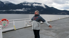 trip to Gibsons.. (iwona_kellie) Tags: gibsons trip chris conor britishcolumbia canada joanne ferry straitofgeorgia sunshinecoast bcferries mollysreach friends visit january 2017