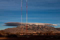 (el zopilote) Tags: alameda newmexico street architecture cityscape landscape sandiamountains us66 towers powerlines clouds canon eos 1dsmarkiii canonef24105mmf4lisusm fullframe wow
