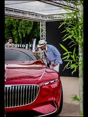 Mercedes Benz Maybach Vision 6 (2016) (Laurent DUCHENE) Tags: mercedes benz maybach vision6 mercedesbenz peterauto chantilly chantillyartselegance 2016 concept